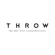 THROW - アッシュにこだわったヘアカラー剤ブランド