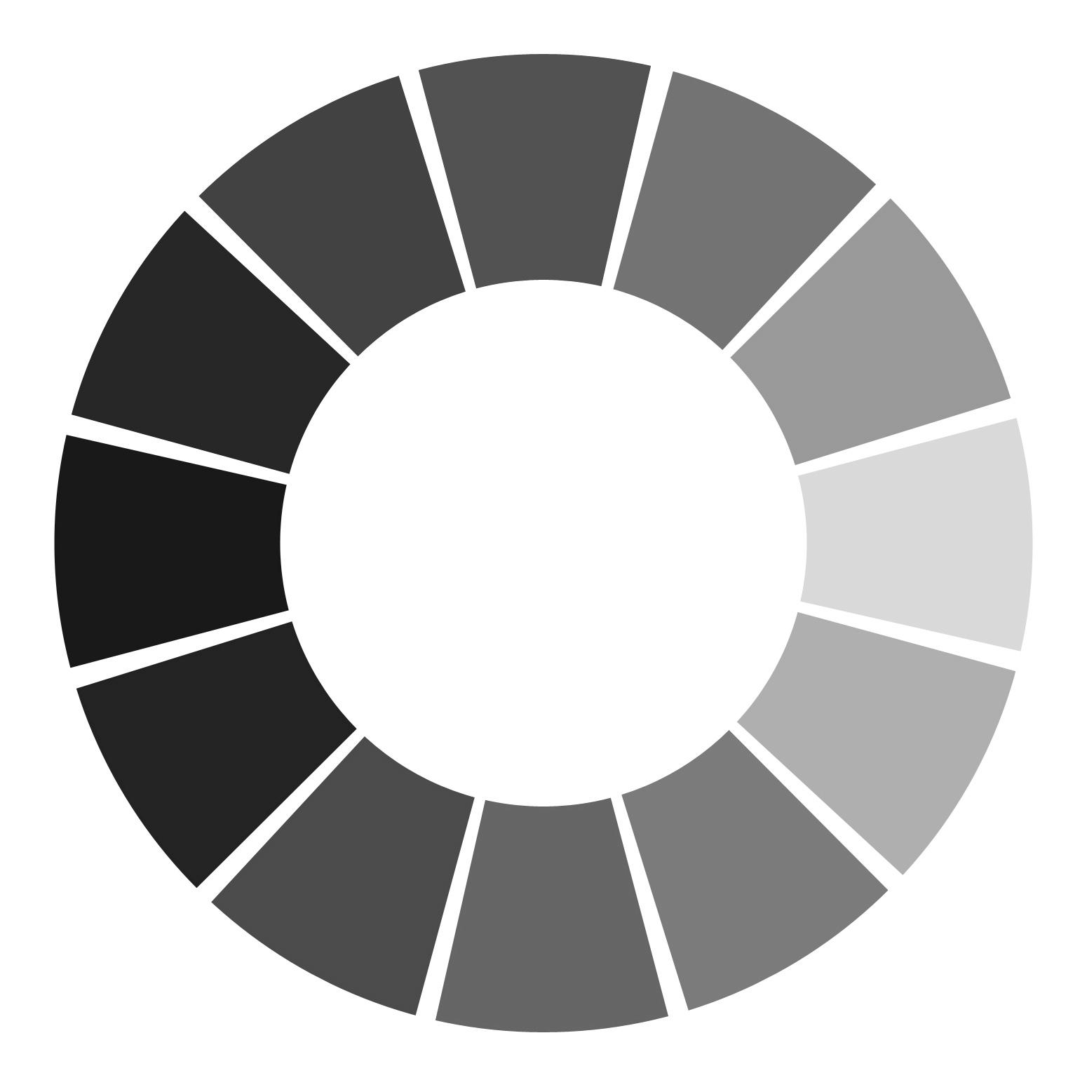 イラスト色相環のコピー