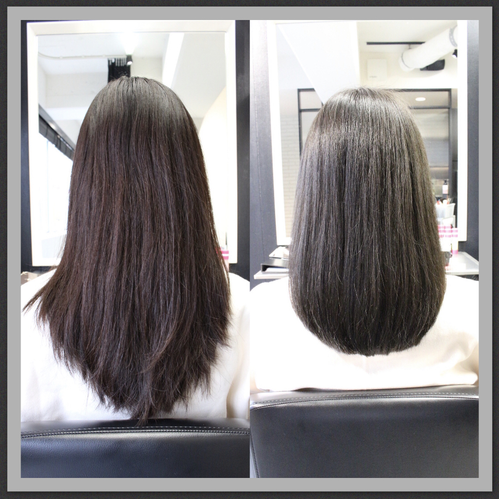 【赤味消す地毛風アッシュグレー】スロウカラーの3トリオで綺麗な髪色が叶う☆の記事