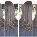 【本田流】ブリーチ毛を完璧なグレーにする方法。